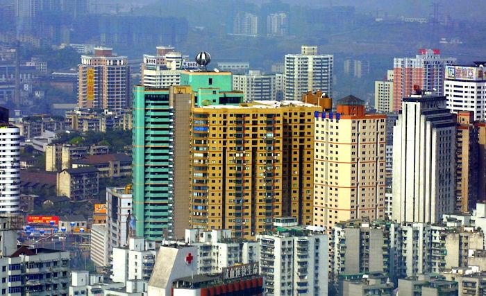 beroemde gebouwen china